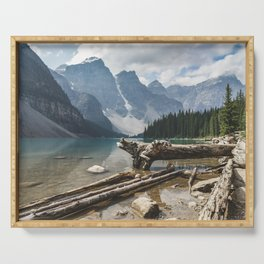 Moraine Lake Serving Tray