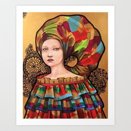 Bonita Art Print