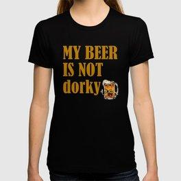 Me Beer Is Ned Depppat I Beer Mug Noise Alcohol T-shirt