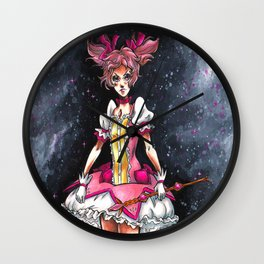 Madoka Magica Wall Clock