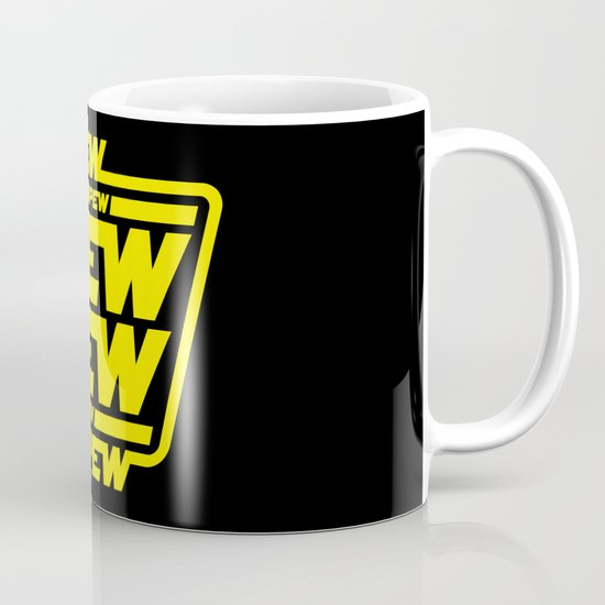 Pew Pew Pew Mug