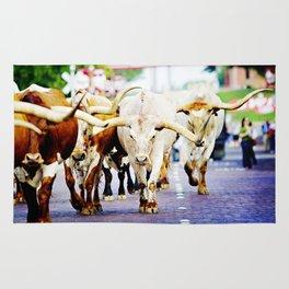Texas Stockyards Rug
