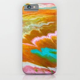 In the Groove iPhone Case
