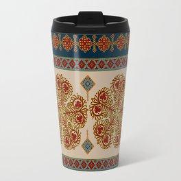 Flower pattern #0243 Travel Mug