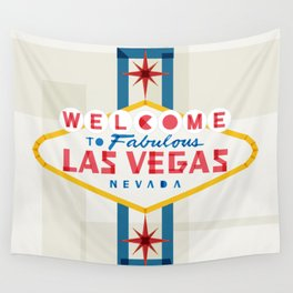 Las Vegas Wall Tapestry