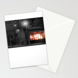 LOST TEDDY | Bukowski's Cafe Stationery Cards