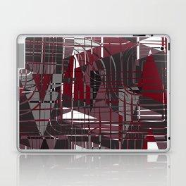 Land of Red Laptop & iPad Skin