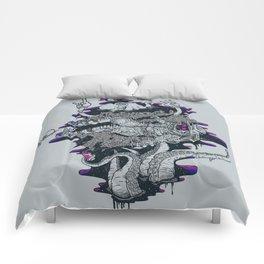 Liquid journey Comforters