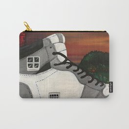 Shoe Value Carry-All Pouch