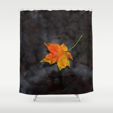 Haiku Shower Curtain