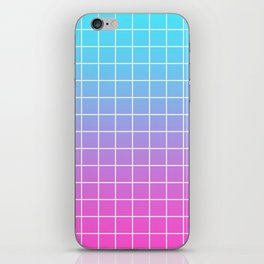 Gradient iPhone Skin