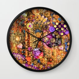 Maroccan Magic Wall Clock