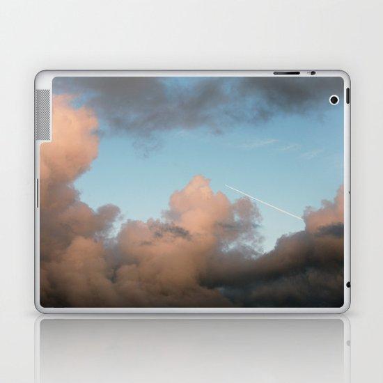 rocket ship... Laptop & iPad Skin