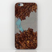 community iPhone & iPod Skins featuring Community by Rhea Ewing