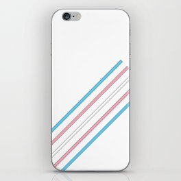 Transcend: On the Rise iPhone Skin
