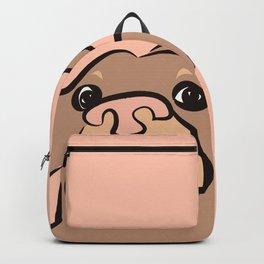 Ellie Mellie - soft pink Backpack