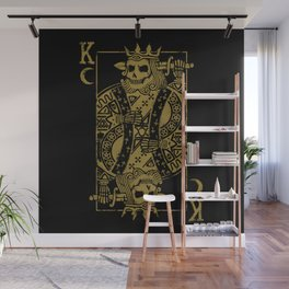 Suicide King Wall Mural