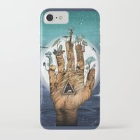 stargate iPhone & iPod Cases featuring Stargate by Sandra Dieckmann