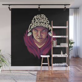 Her Tale Wall Mural