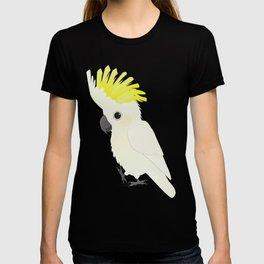 Sulphur-crested cockatoo T-shirt