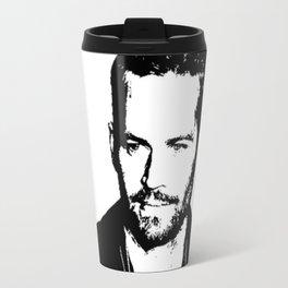 Paul Walker Travel Mug