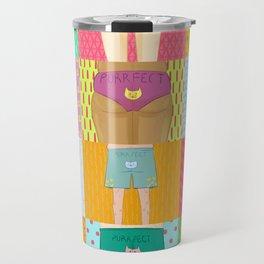 Purrfect Travel Mug