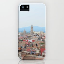 Tepatitlan iPhone Case