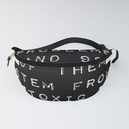 Toxic! Fanny Pack