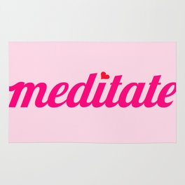 Meditate #1 Rug