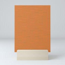 Polka Stink Bugs. Mini Art Print