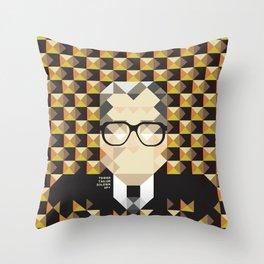 The Ringmaster Throw Pillow