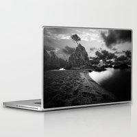 spain Laptop & iPad Skins featuring Spain by Daniel Martinez