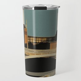 Pop Power (Battersea - Square) Travel Mug