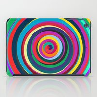 circus iPad Cases featuring CIRCUS by THE USUAL DESIGNERS