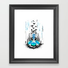 Retirement Framed Art Print