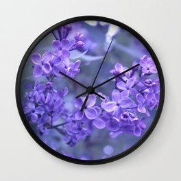 Suddenly, Spring Wall Clock