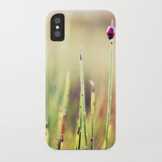 Never Look Back iPhone X Slim Case