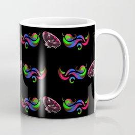 Glow Frog Shimon - Pattern Coffee Mug