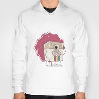 coffe Hoodies featuring Coffe mugs by Kulistov
