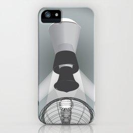 Light Illustration iPhone Case