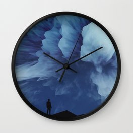 Life As We Know It Wall Clock