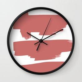 print #11 Wall Clock