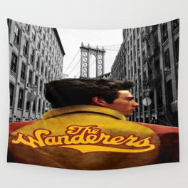 Wanderers Member Jacket Wall Tapestry