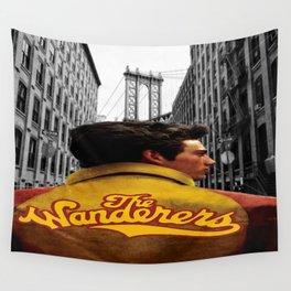 Wanderers Member Jacket Wall Tapestry