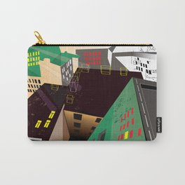 mazes of cities Carry-All Pouch