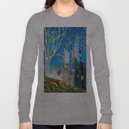 Fairy Artist Long Sleeve T-shirt
