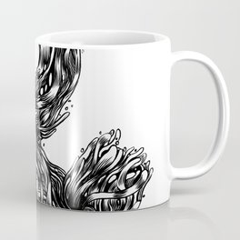 The Illustrated & Coffee Mug