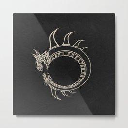 Lp 01 Metal Print