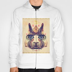 Rabbit Heart Hoody