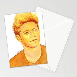 Niall Horan Painting Stationery Cards